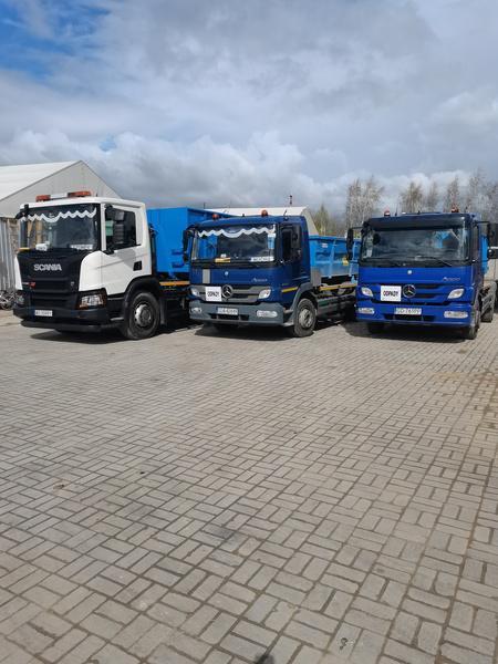 kontener na ciężarówce 4